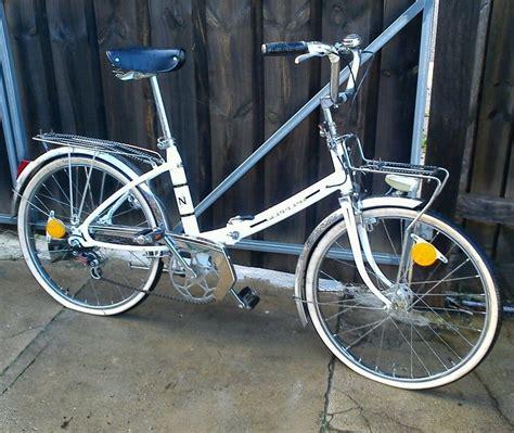 Peugeot Folding Bike by Vintage Peugeot Nouveau Style Folding Bicycle In Hton