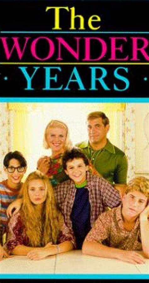 The Wonder Years (tv Series 19881993) Imdb