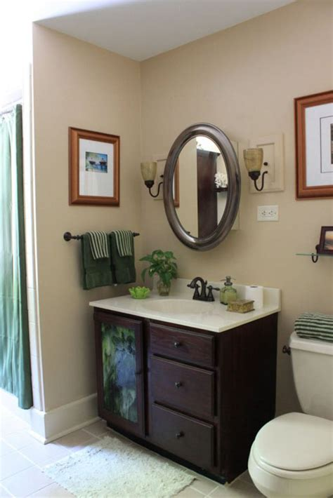 Decorate A Small Bathroom On A Budget by Small Bathroom Design Hac0