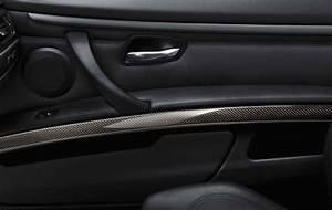 Bmw Performance Carbon Door Trim Strips Set E90  E91 3
