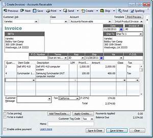 transferring quickbooks invoices to bills with karl irvin With how to make a invoice in quickbooks