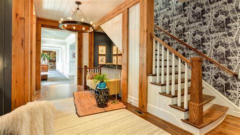 elegant  american farmhouse style mansion idesignarch