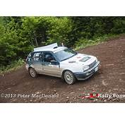 Car 19  Paul Hartl Chuck Storry Rallye Baie Des