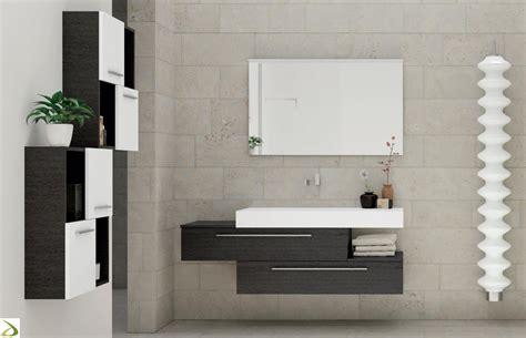 Lavabo Moderno Bagno Bagno Con Lavabo Scatolato Donny Arredo Design