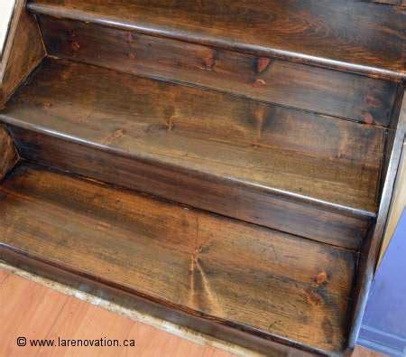 comment fabriquer un bureau en bois comment refaire un escalier en bois 28 images refaire