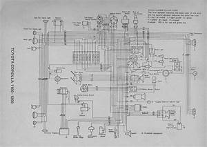 Toyota Corolla Engine Wiring Harness Diagram