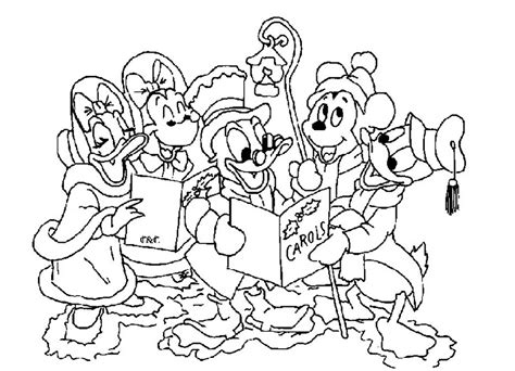 And-friends-singging-carol-for-christmas-disney-world
