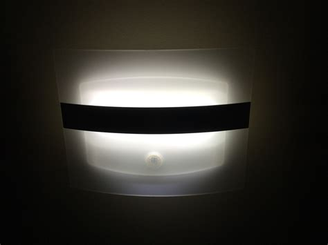 led lights stoog rechargeable led wall sconce