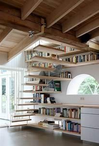Bibliothèque Escalier Ikea : l tag re biblioth que comment choisir le bon design ~ Teatrodelosmanantiales.com Idées de Décoration