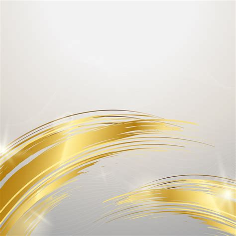 Abstract Black And Gold Background Png by Gold Wave Abstract Background Illustration Free