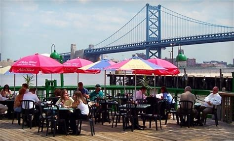 Cavanaughs River Deck Guest List by Cavanaugh S River Deck Philadelphia Pa Groupon