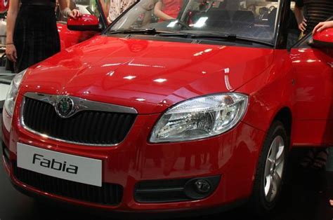 skoda  stop making fabia  india livemint