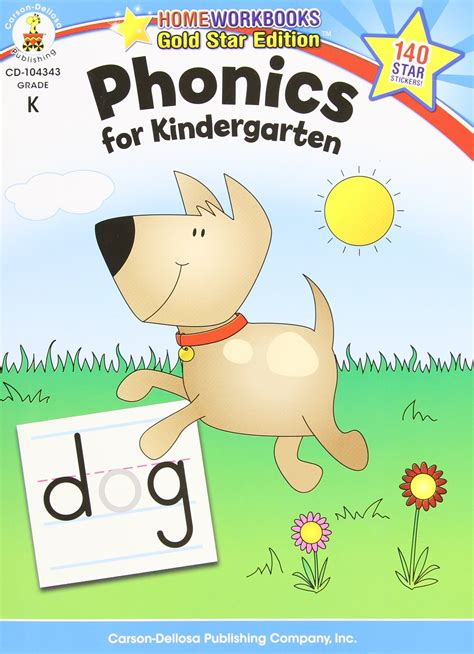 phonics for kindergarten workbook review it s a 379 | phonics for kindergarten workbook