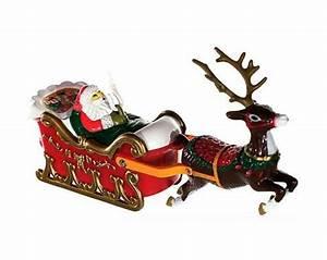 Deko Schlitten Weihnachten : fliegender weihnachtsmann mit schlitten nikolaus weihnachten xmas deko advent ebay ~ Sanjose-hotels-ca.com Haus und Dekorationen