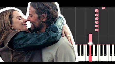Lady Gaga & Bradley Cooper (piano