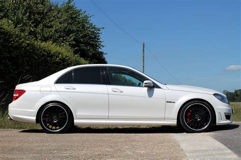 Mercedes C63 Amg Saloon Performance Package