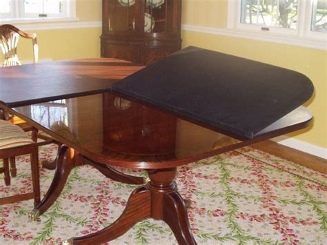 stylish table pads  dining room table homes furniture