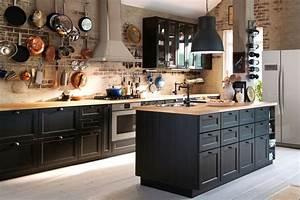 Deco Cuisine Ikea : quelques astuces pour monter une cuisine ikea ~ Teatrodelosmanantiales.com Idées de Décoration