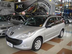 Peugeot 207 1 4 Xr Sport Sw 8v Flex 4p Manual 2009  2010