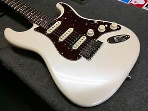 2015 Fender Elite Stratocaster In For A Setup  U2013 Guitars United