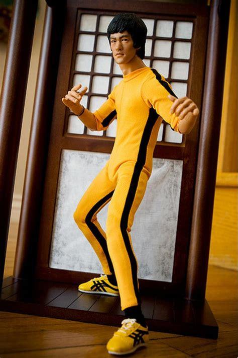 Bruce Lee Bodysuit Costume - 4kigurumi.com