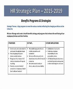 44 strategic plan samples free premium templates With hr strategic planning template