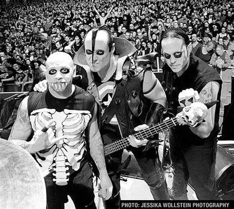 Skull face paint optional dress code for entry to Kult ...