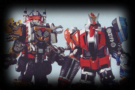 zords power rangers central
