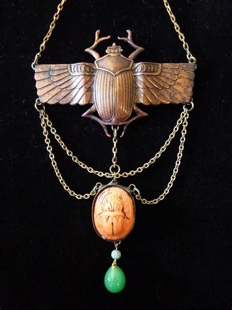 Refined Armour: Egyptian Revival, Jewelry