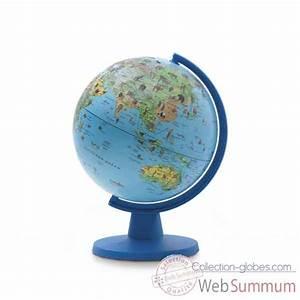 Mini Globe Terrestre : mini globe g ographique stellanova non lumineux mod le classique de cartoth que egg ~ Teatrodelosmanantiales.com Idées de Décoration