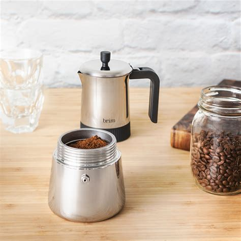 Coffee optimal brew thermal system (this is my 3rd mr. 6 Cup Moka Maker - BRIM