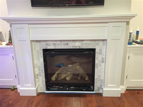 how to build a in a fireplace how to build a built in part 2 of 3 the fireplace mantel