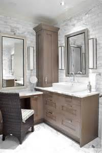 25 best ideas about corner bathroom vanity on pinterest