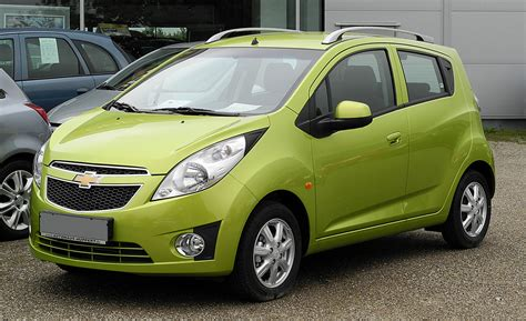 Chevrolet Spark Picture by 2011 Chevrolet Spark Pictures Information And Specs