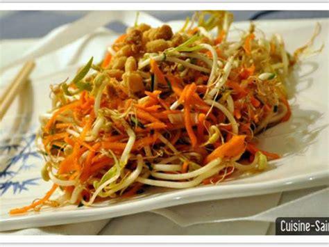 cuisiner les pousses de soja les meilleures recettes de soja et salades