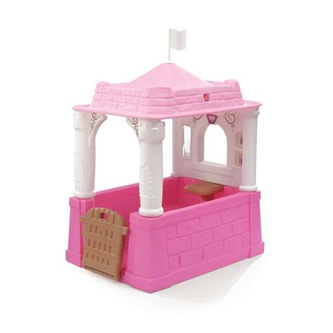 Little Tikes Vanity Accessories by Amazon Com Step2 Princess Castle Playhouse Toys Amp Games