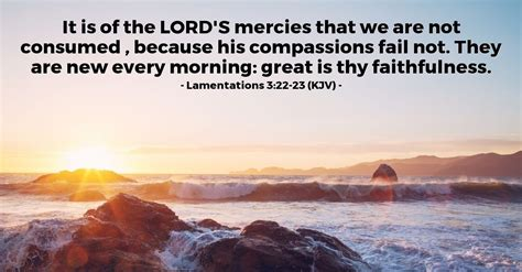 lamentations   kjv todays verse  monday
