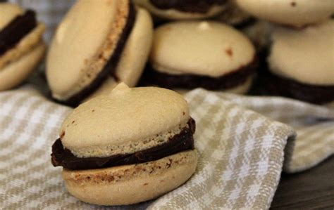 Check out our macarons selection for the very best in unique or custom, handmade pieces from our shops. Coffee and Chocolate Macarons Vegan, Gluten-Free | Food recipes, Vegan macarons, Vegan dessert ...