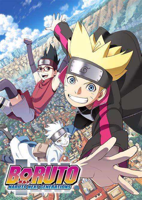 La Série Animée Boruto (suite De Naruto), Datée Au Japon