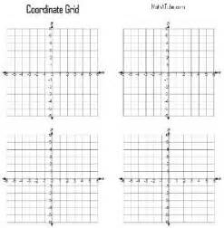 coordinate grids printable coordinate grid plane charts
