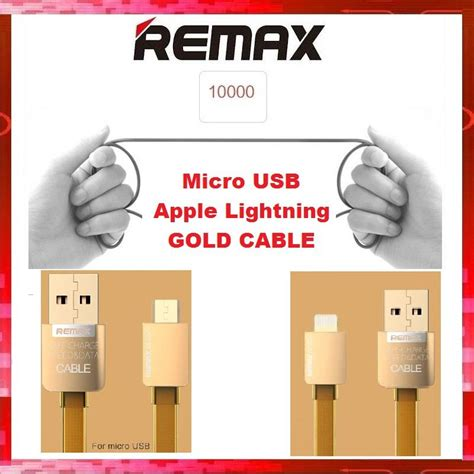 remax gold micro usb iphone air end 9 18 2017 2 03 pm