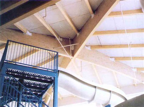 structural wood corporation tectum roof decking