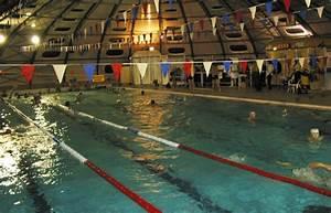 des kilometres de nage pour le telethon a la piscine With piscine municipale six fours les plages