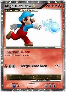 Pokémon Mega Blaziken 84 84 - Blaze - My Pokemon Card