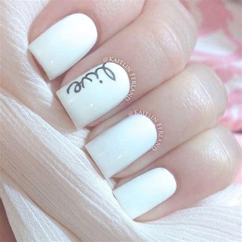 white nail designs trend 16 white nail designs you may pretty