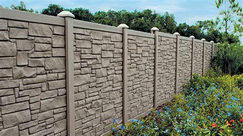 Maintenance Free Fence