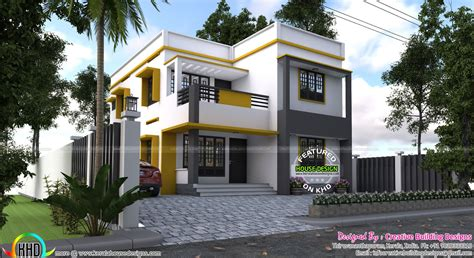 construction home plans house plan by creative building designs kerala home