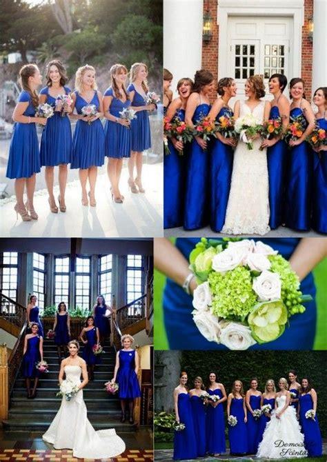 robe pour mariage bleu marine et blanc mariage bleu roi blanc id 233 es s 233 lection shopping melle