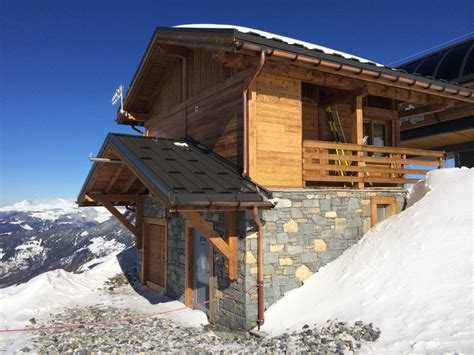 chalet menuiserie les arolles 224 bourg maurice savoie