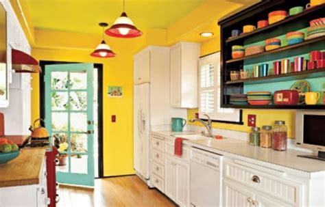 peinture pour table de cuisine couleur peinture cuisine 66 idées fantastiques
